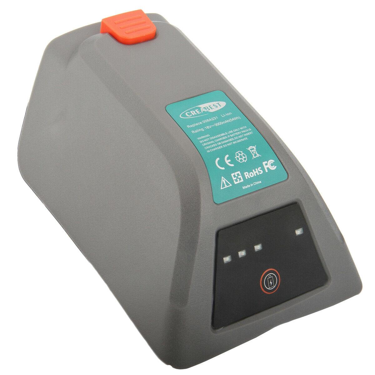 Batterie 008A231 08025-00.900.07 for Gardena (3Ah) (compatible)