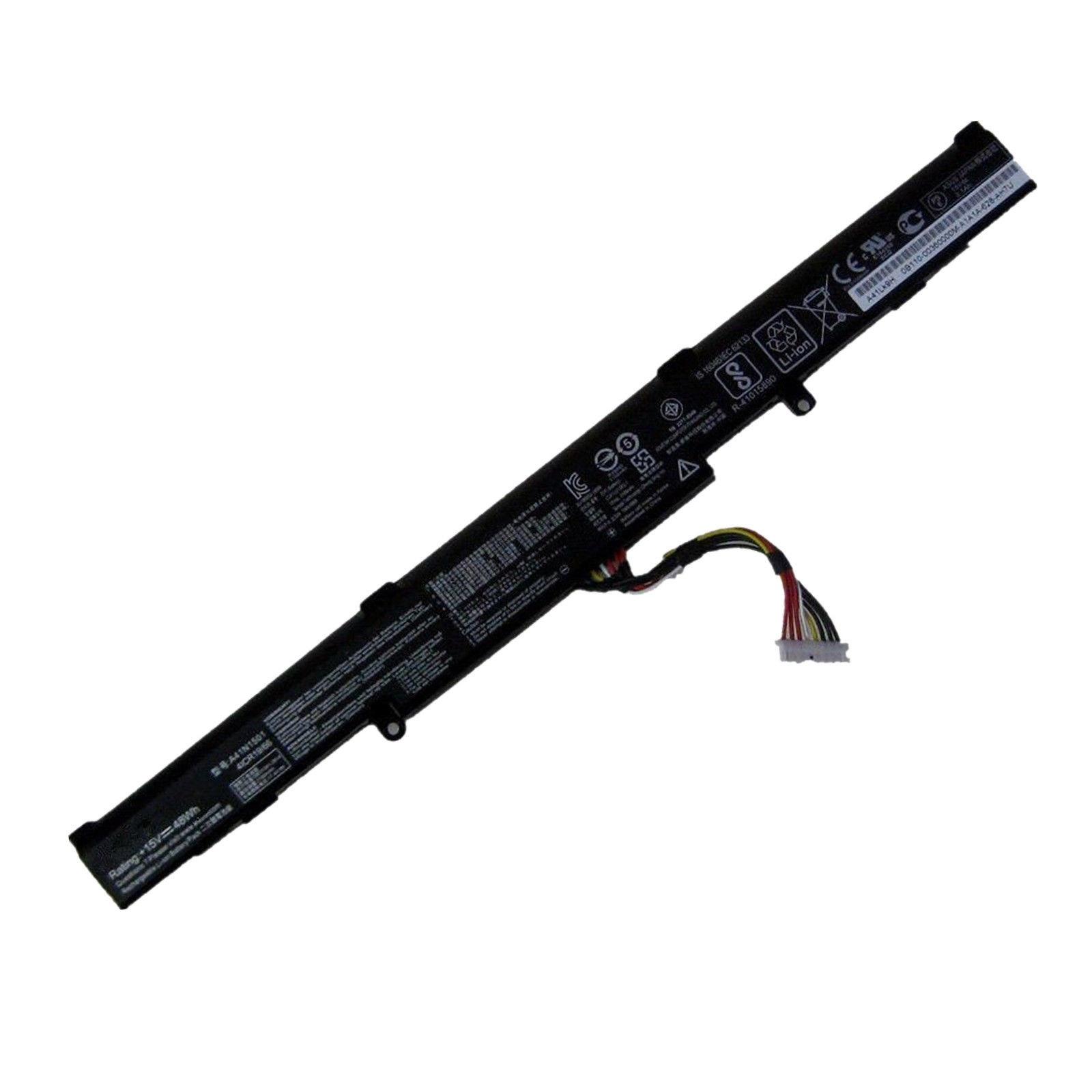 Batterie pour ASUS ROG GL752VL-2B GL752VW-T4243T G752VW N552VX N752VW(compatible)
