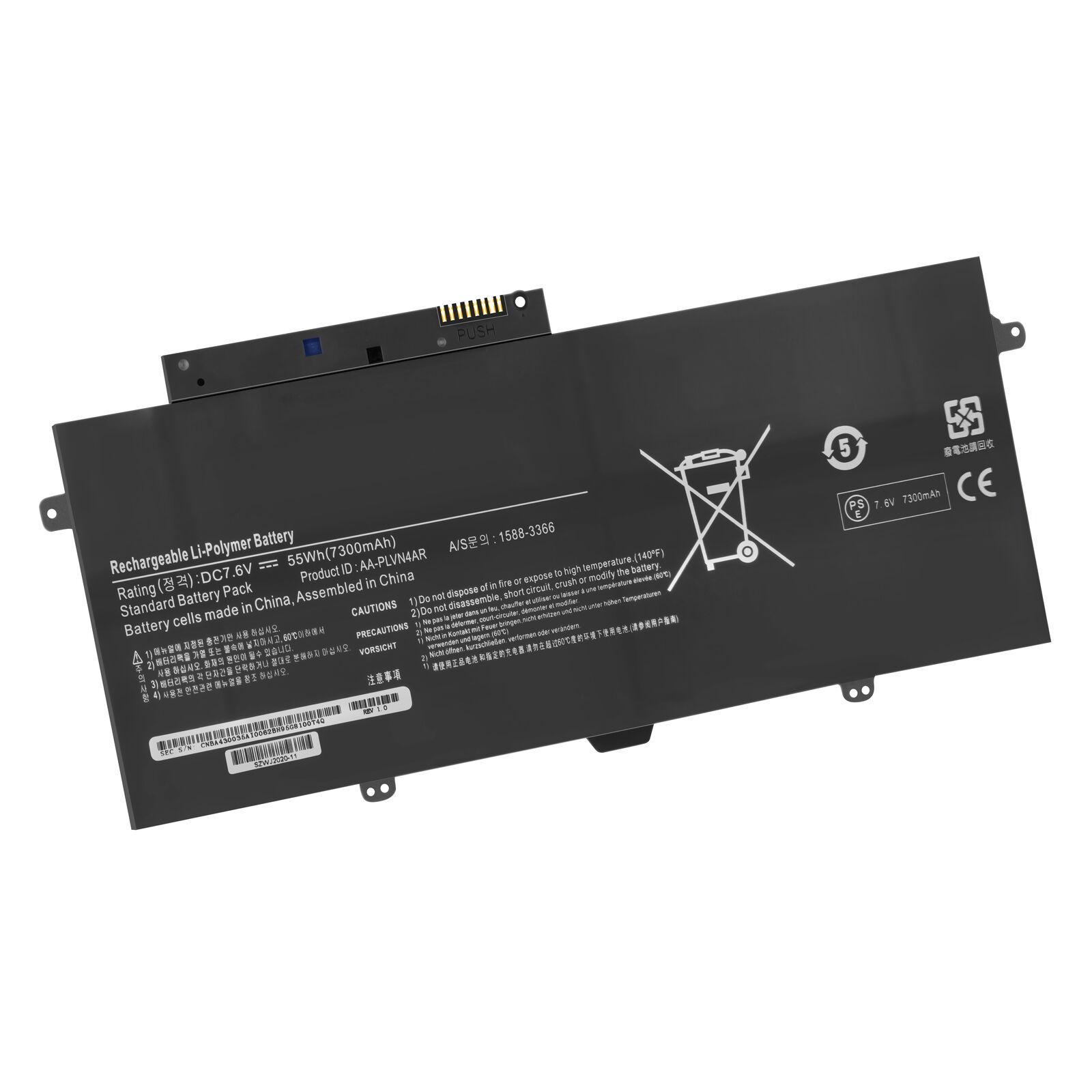Batterie pour Samsung Ativ Book 9 Plus, NP940X3G-K01DE, NP940X3G-K01NL (compatible)