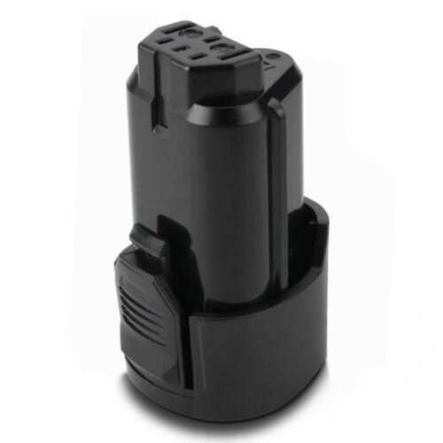 Batterie 12V 3000mAh Li-Ionen AEG BLL12C BS12C BS12C2 BSS12C BWS12 L1215R L1215(compatible)