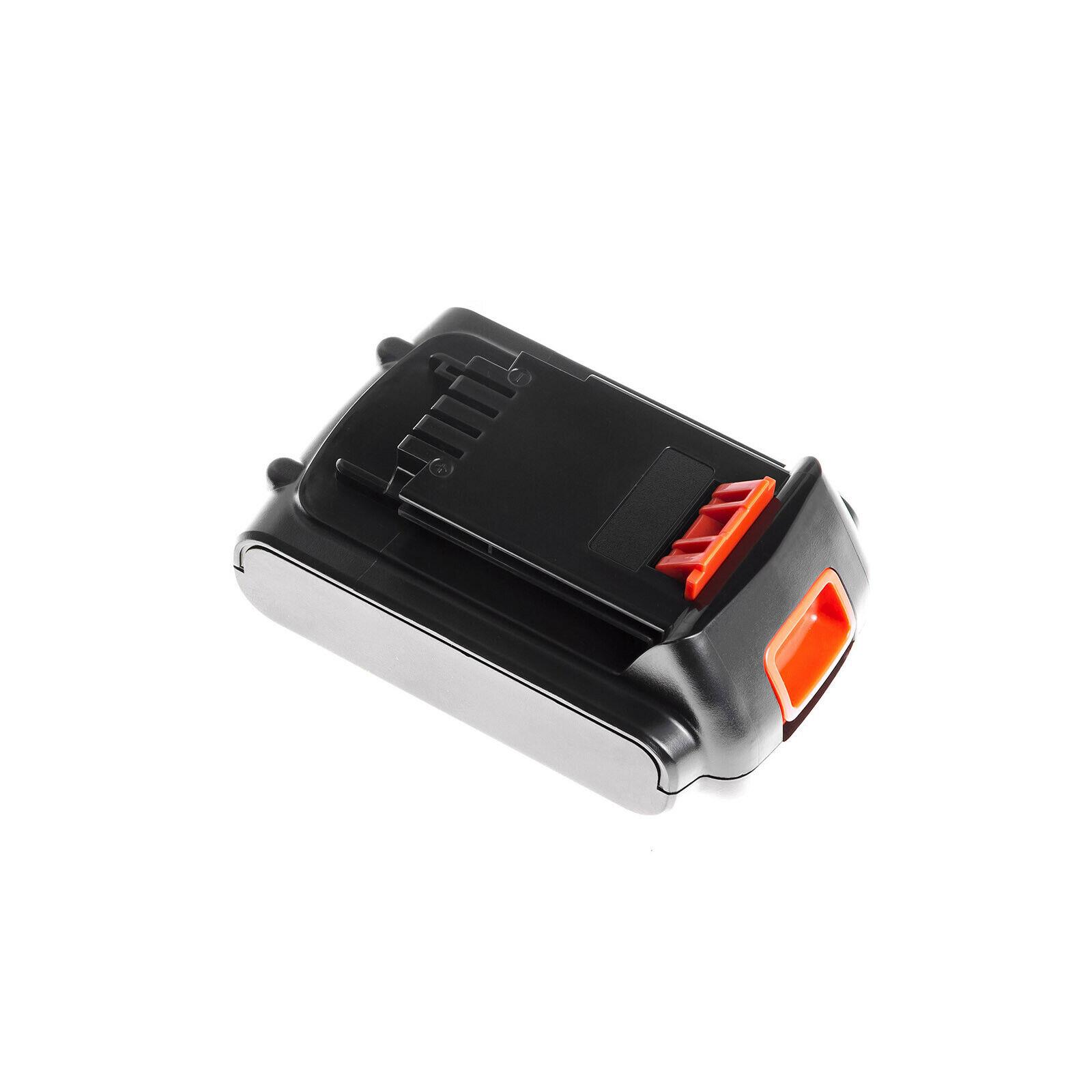 Batterie Black & Decker BDCDD18N BDCDD220C BDCDDBT120C (1.5Ah 18V)(compatible)