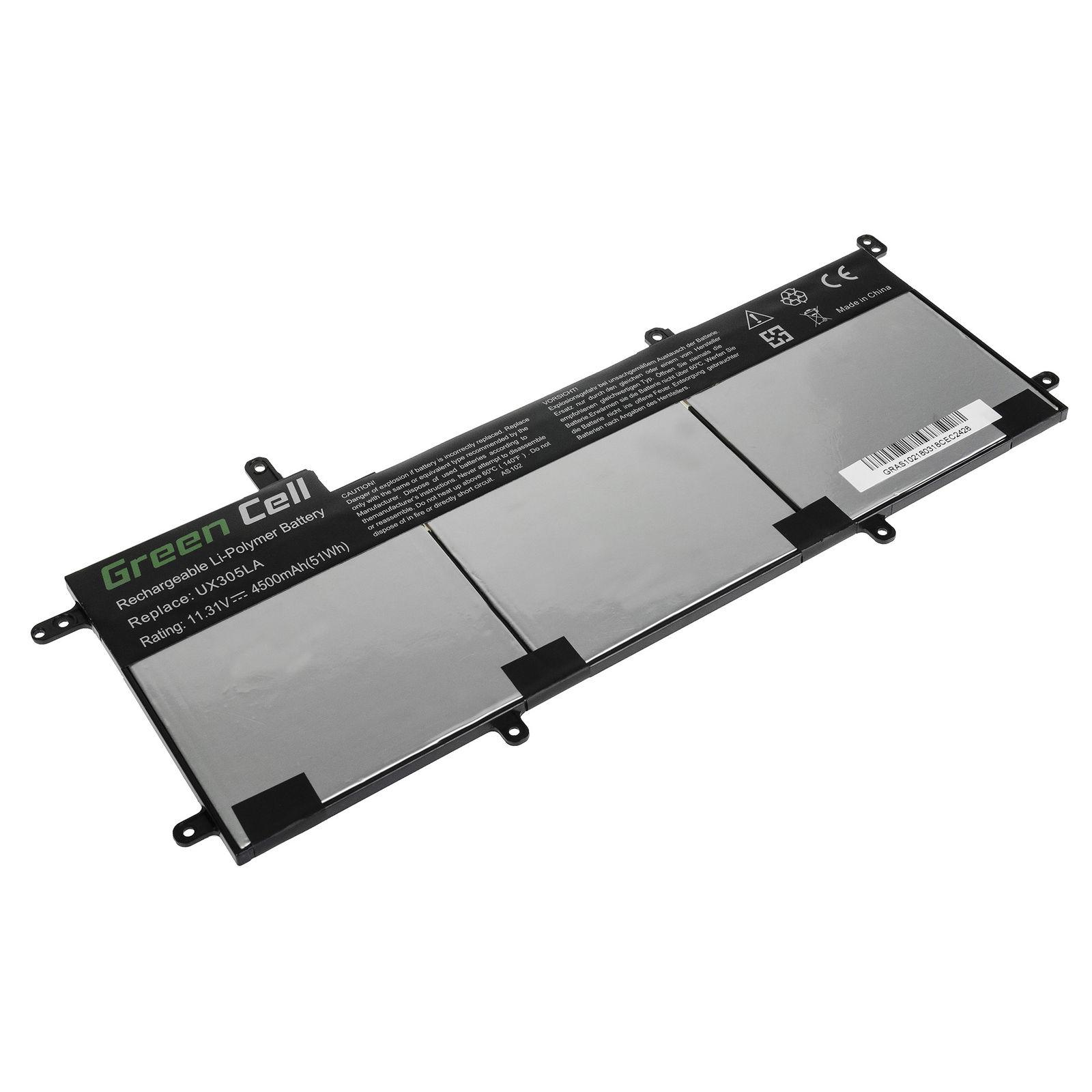 Batterie pour Asus Zenbook UX305L UX305LA UX305LA-FB015H 4500mAh(compatible)