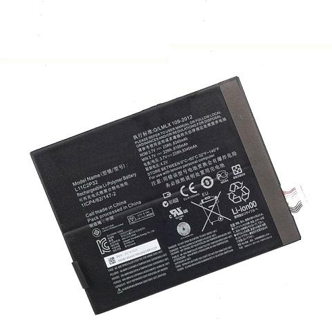 Batterie pour 3.7V Lenovo IdeaTab S6000L S6000-H B6000-F 1ICP3/62/147-2 L11C2P32(compatible)