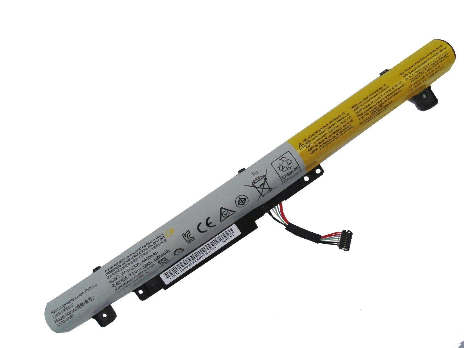 Batterie pour L13M4E61 L13M4A61 L13L4A61 Lenovo Flex 2-14d 2-14 2-15(compatible)