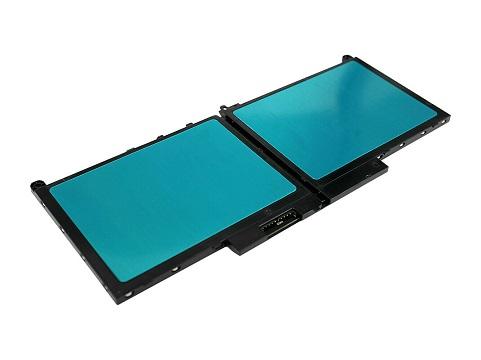 Batterie pour Dell Latitude E7270,E7470 0MC34Y 242WD J60J5 MC34Y(compatible)