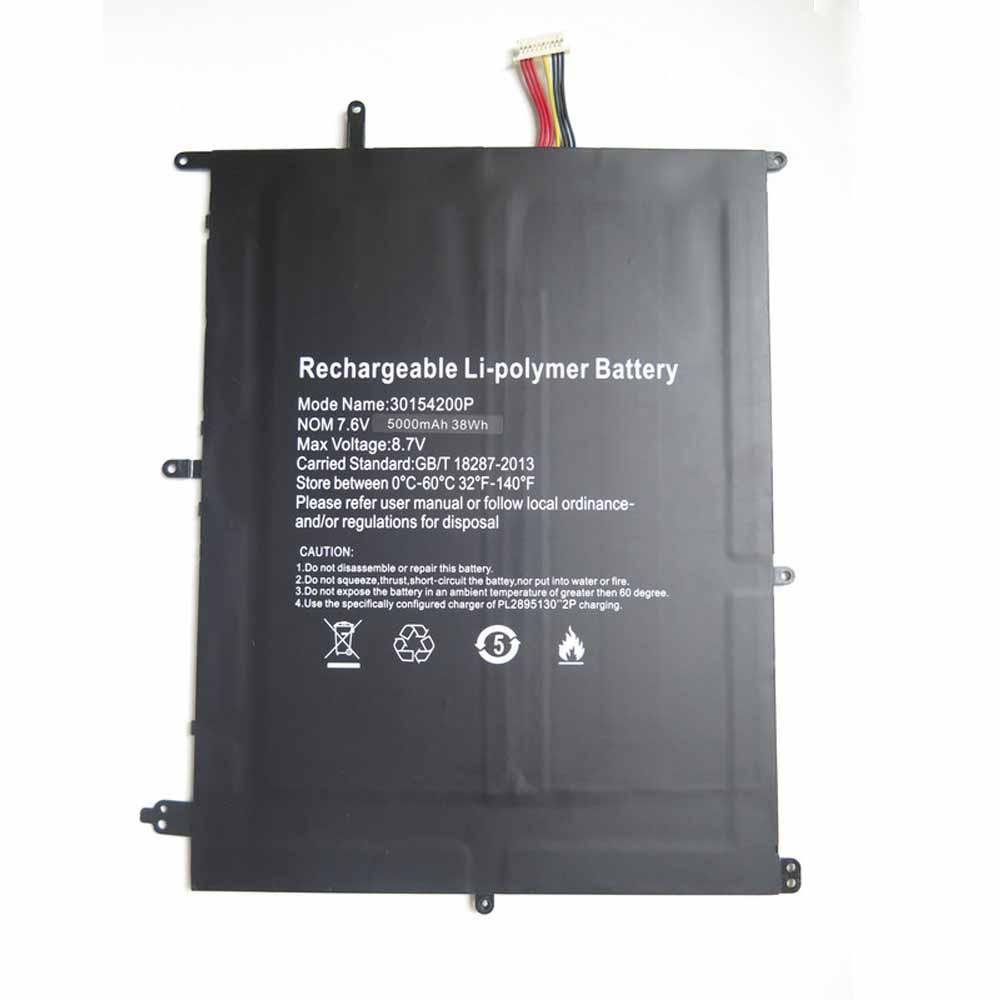 Batterie JUMPER 30154200P NV-2874180-2S 5000MAH / 38WH, 7.6V(compatible)