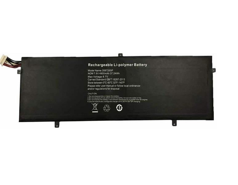 Batterie pour P313R JUMPER EZBook 3 Pro Vs, EZBook 3 S, EZbook 3 SE, EZBOOK 3 SL (compatible)