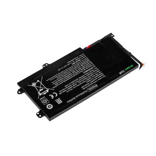 Batterie pour HP ENVY Touchsmart 14-K PX03XL 715050-001 TPN-C109 TPN-C111(compatible)