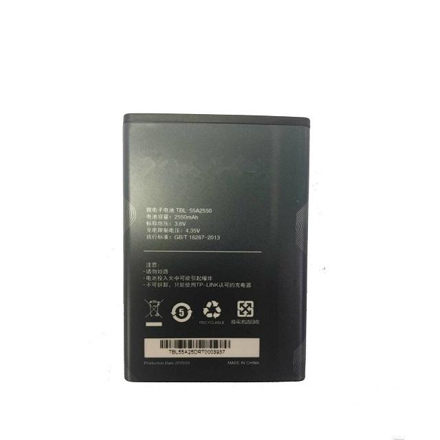Batterie TP-Link TL-TR961 M7350 M7350 TBL-55A2550 TBL55A2000(compatible)
