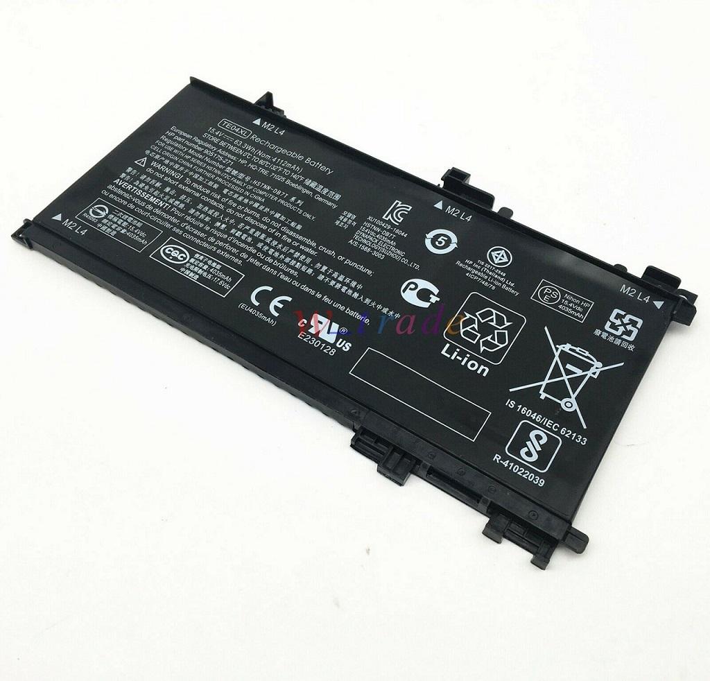 Batterie pour 15.4V HP Pavilion 15-BC218TX 15-BC219TX 15-BC220NR 15-BC220TX (compatible)