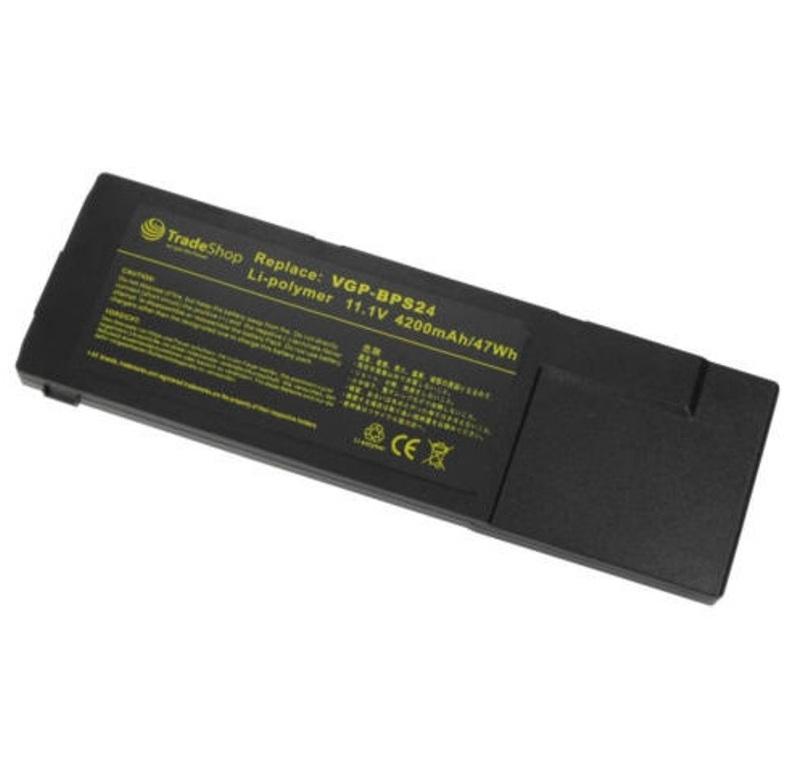 Batterie pour Sony Vaio SVS151190X SVS1511L3E SVS1511L3ES SVS1511R9E(compatible)